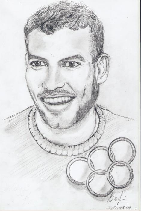 Aron Szilágyi by Medi